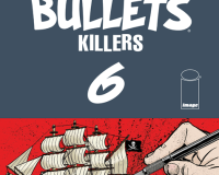 Stray Bullets #6: Review