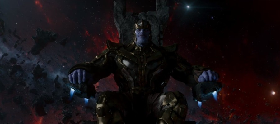 Thanos Sounds Just As Creepy As He Looks In New MARVEL Clip