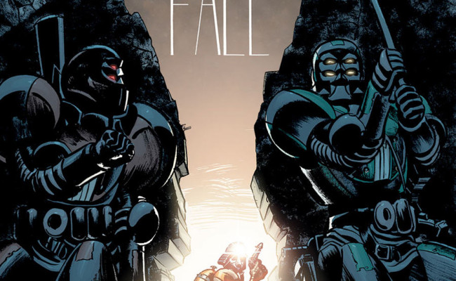 The Last Fall #2 Review