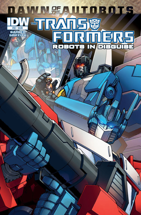Transformers_More Than Meets The Eye 32 Variant