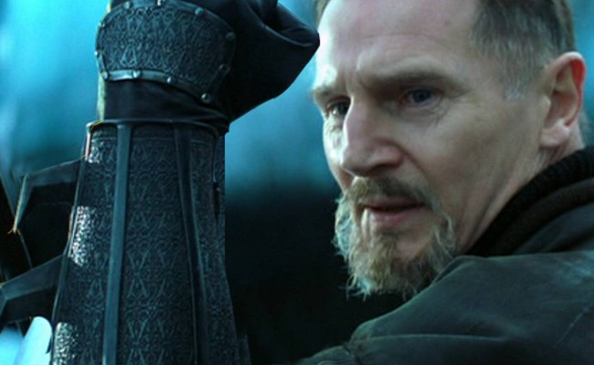 Liam Neeson Is Totally Down To Play Ra's Al Ghul On ARROW