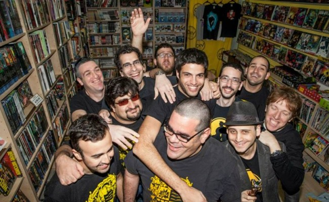 Comic Shop Inovators Comics N' Vegetables Bring Geek Culture to Israel