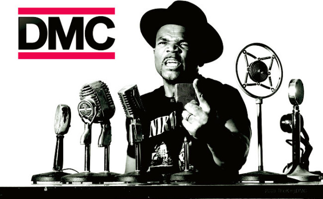 Why Does DMC of Run DMC Think He Can Make a Comic Book?