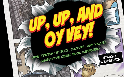 Top Five Books on Jewish Comic History