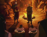 AVATAR: LEGEND OF KORRA Review – Stakeout