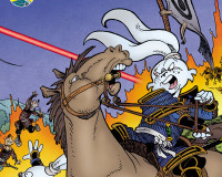 Usagi Yojimbo: Senso #2 – Review