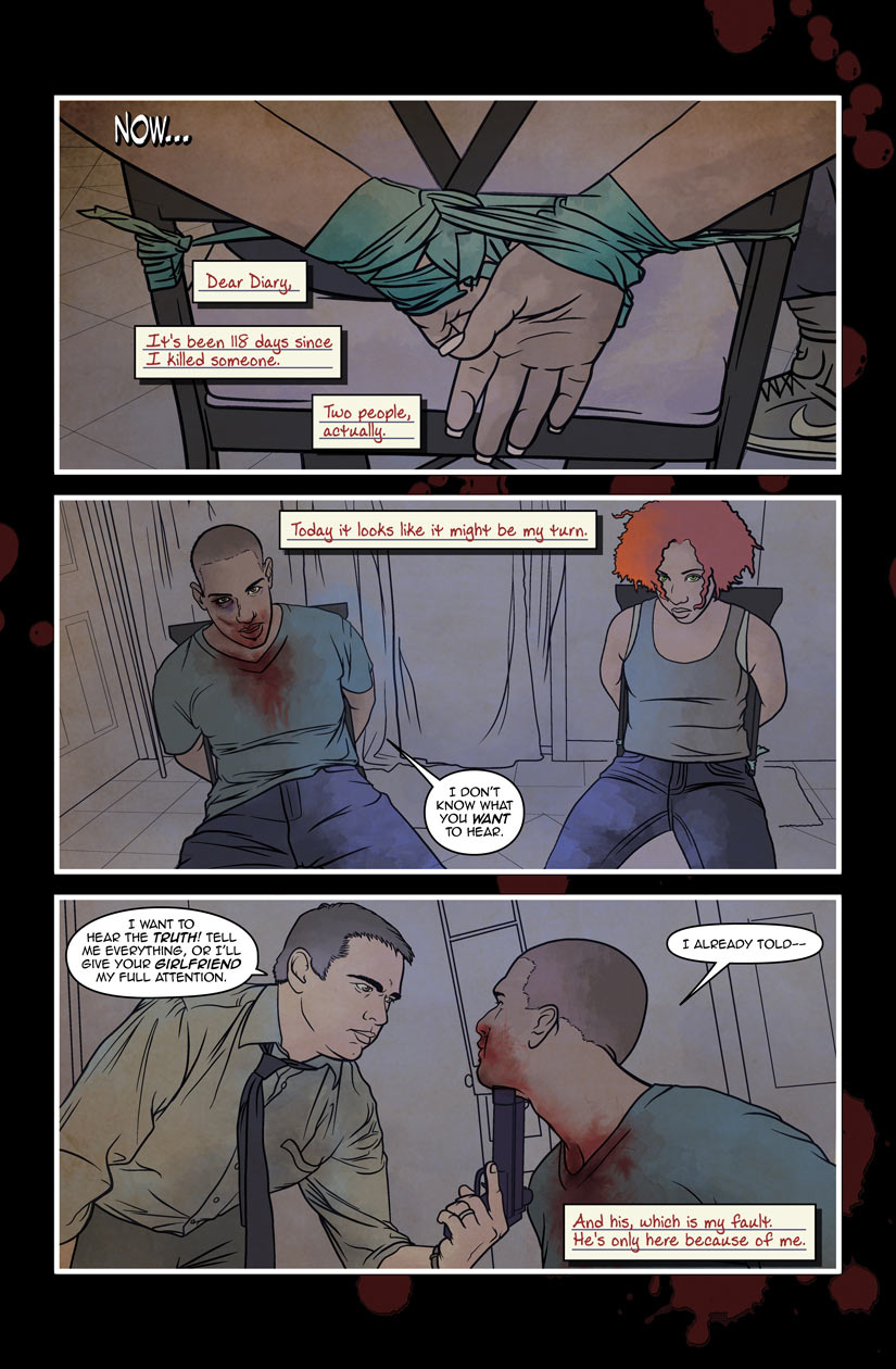 A Voice in the Dark-Get Your Gun 1_Preview Page