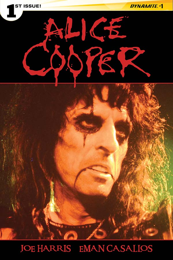 Alice Cooper 1_Variant Cover