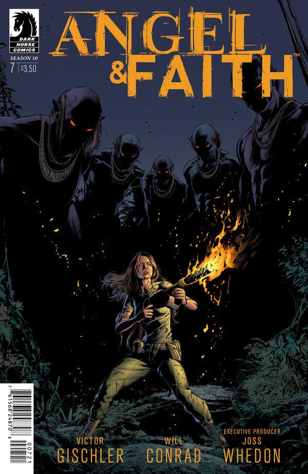 Angel & Faith Season 10 #7 variant