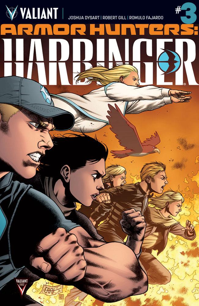 Armor Hunters-Harbinger 3_Variant Cover