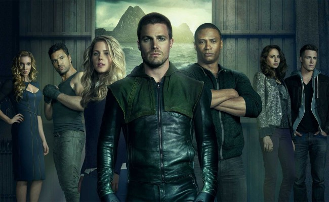 Want To Watch ARROW Season 2 On Netflix? You'll Have To Wait Another Month