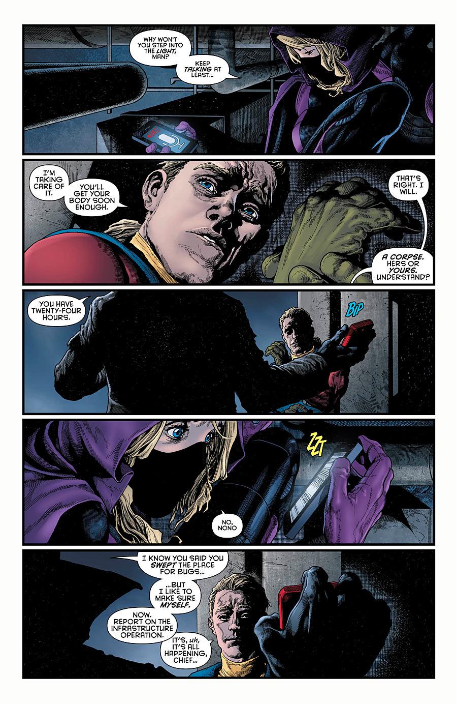 Batman Eternal #24 preview