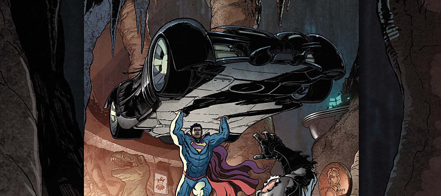 Batman Superman Futures End #1