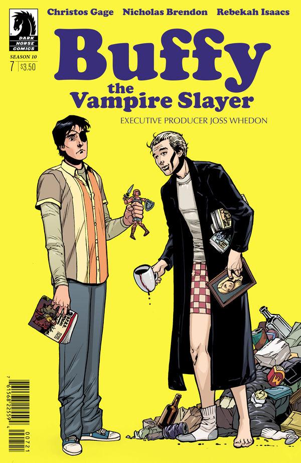 Buffy the Vampire Slayer Season 10 #7 variant