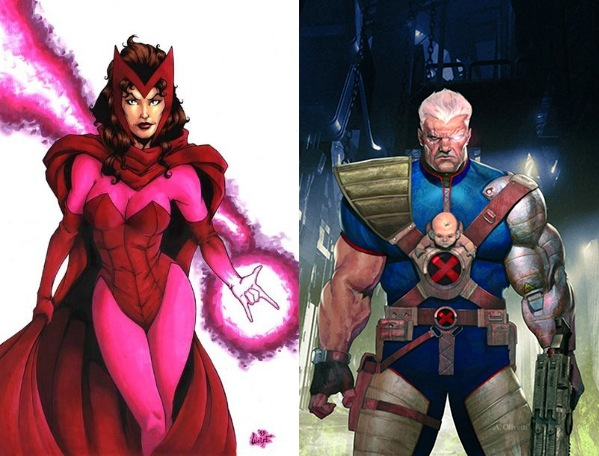 Cable-Scarlet-Witch