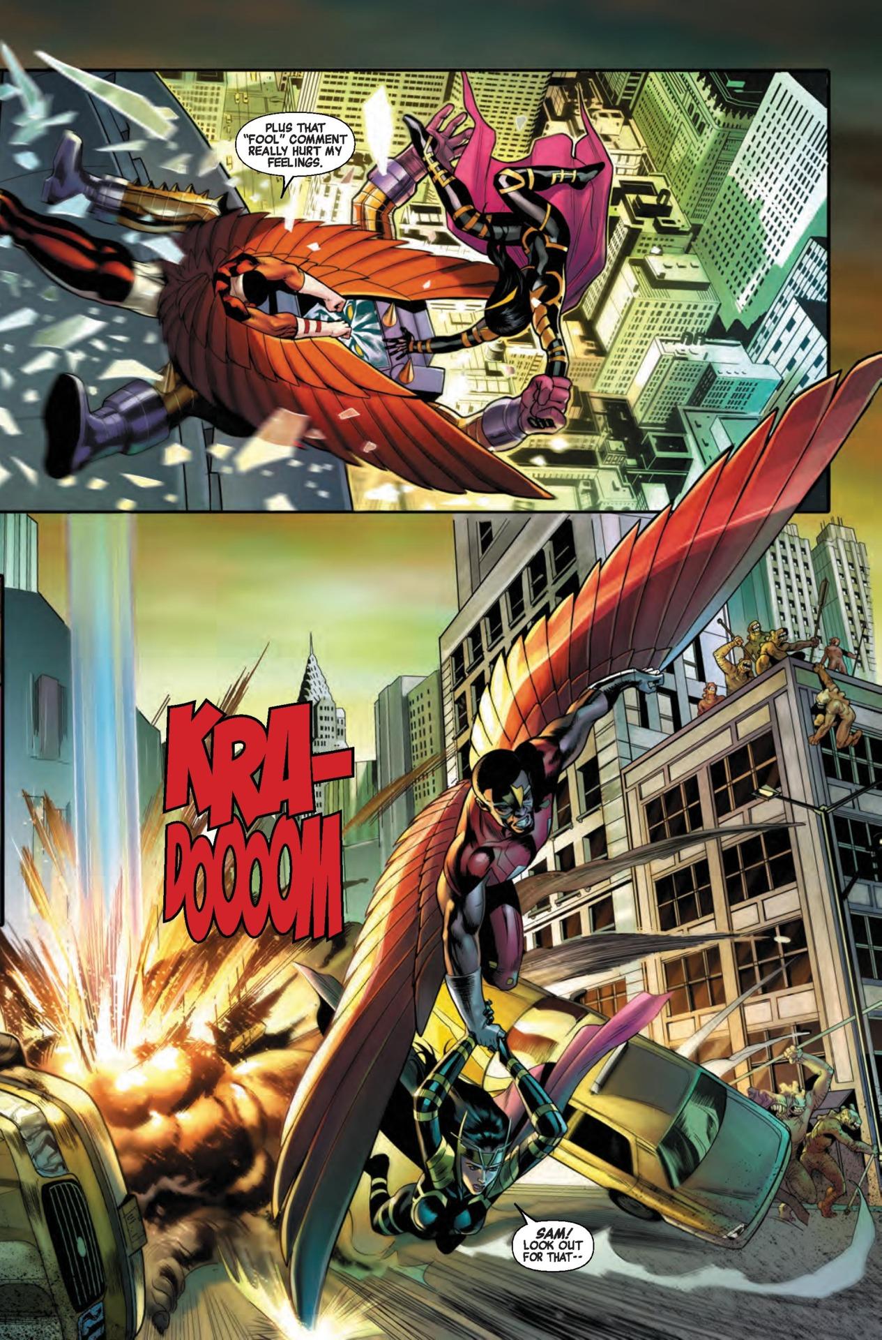 Captain America #24 preview