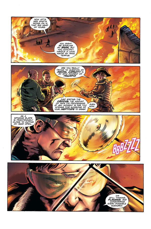 Captain Midnight 15_Preview Page