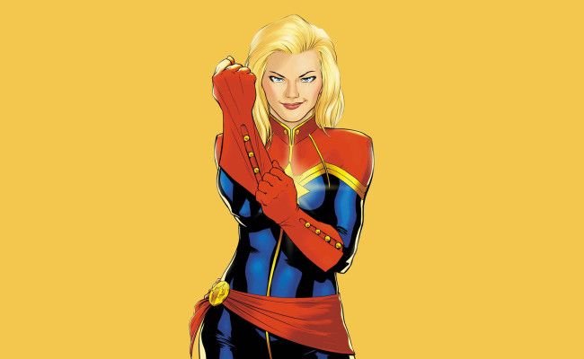 Carol Danvers Won't Be Appearing In GUARDIANS OF THE GALAXY 2