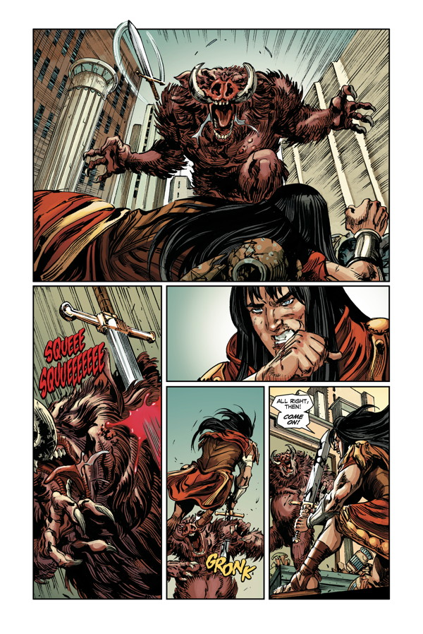 Conan the Avenger 6_Preview Page