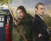 """DOCTOR WHO """"Robot of Sherwood"""" Review"""