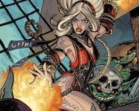 Pathfinder: City of Secrets #5 Review