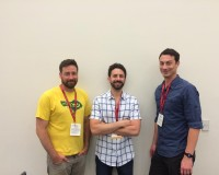 EXCLUSIVE! Jack Lambert, Scott Marder & Rob Rosell talk DOBERMAN