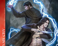 The Dresden Files: War Cry #4 Review