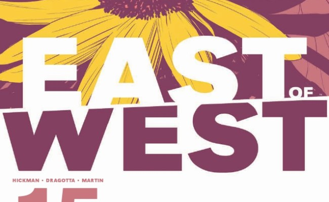 East of West #15 Review