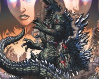 GODZILLA: Rulers of Earth #16 Review