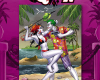 HARLEY QUINN: FUTURES END #1 Review