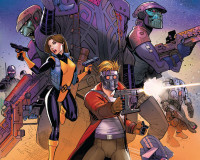 Legendary Star-Lord #3 Review
