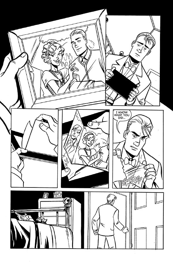 Madame Frankenstein 6_Preview Page