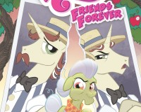 My Little Pony: Friends Forever #9 Review