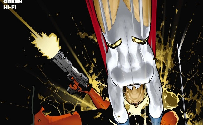 The New 52: Futures End #19 Review