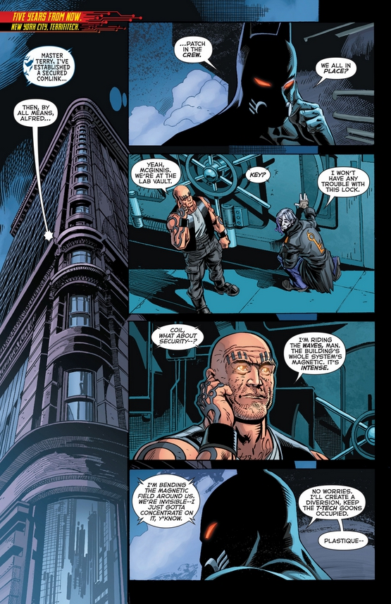 New 52-Futures End 19_Preview Page