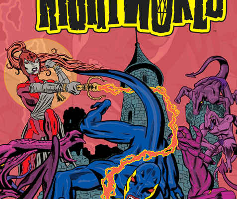 Nightworld 3 cover