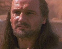 Let Qui-Gons Be Bye-Gones! Liam Neeson Wants In On STAR WARS EPISODE VII