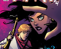 Rise of the Magi #4 Review
