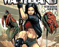 Sally of the Wastelands #2 Review