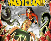 Sally of The Wastelands #3 Review