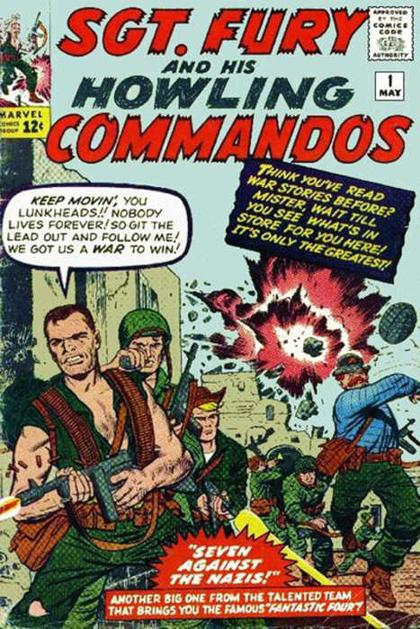 Sgt_Fury_Howling_Commandos_No._1