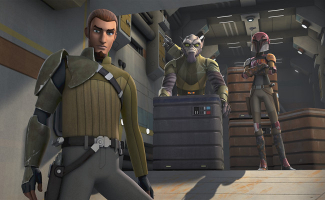 STAR WARS REBELS Links Up To EPISODE VII More Than You Think