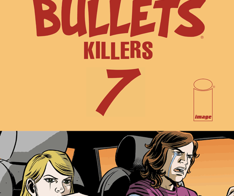 Stray Bullets #7: Review