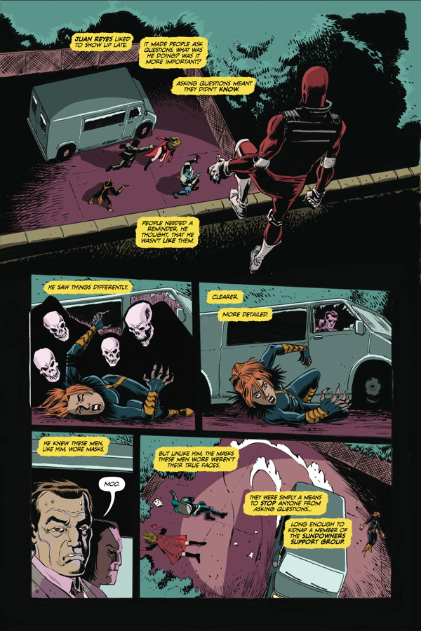 Sundowners #2 preview