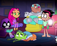 "TEEN TITANS GO! ""Slumber Party"" Review"
