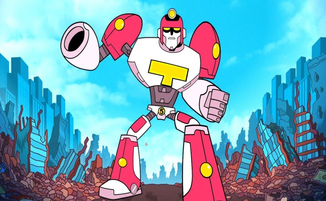 """TEEN TITANS GO! """"Love Monsters"""" Review"""
