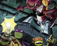 Teenage Mutant Ninja Turtles New Animated Adventures #15 Review