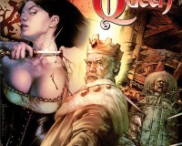 The Blood Queen #4 Review