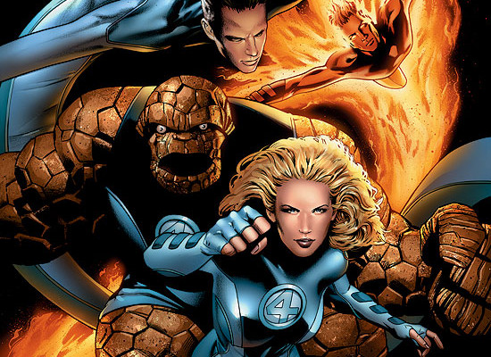 Max Landis Shares His Cool FANTASTIC FOUR Ideas