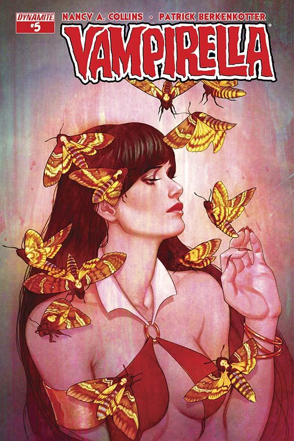 Vampirella 5_Variant Cover